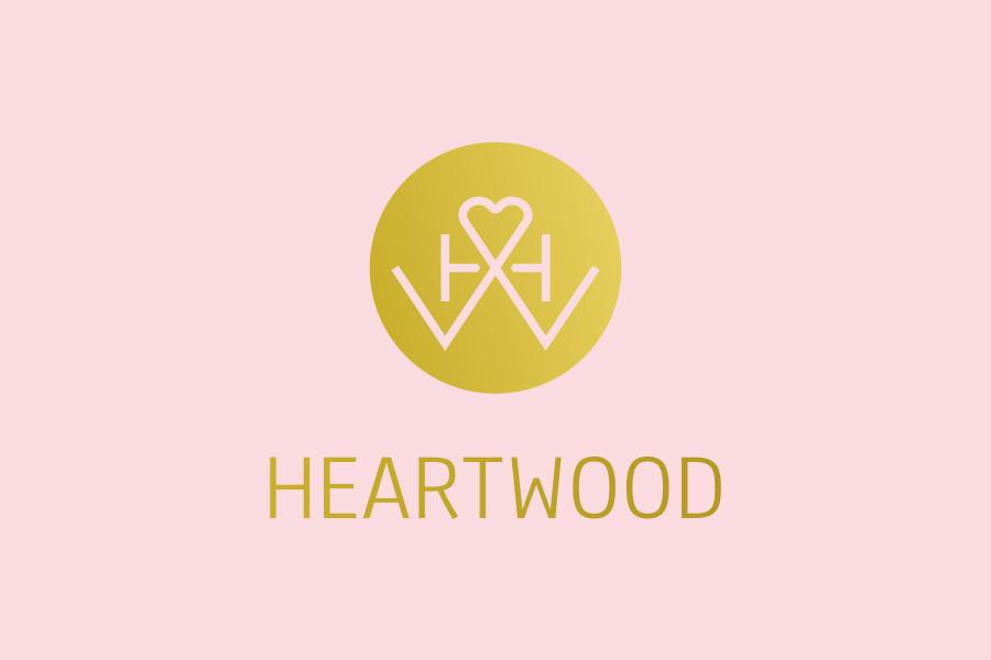 HEARTWOOD - LOGO
