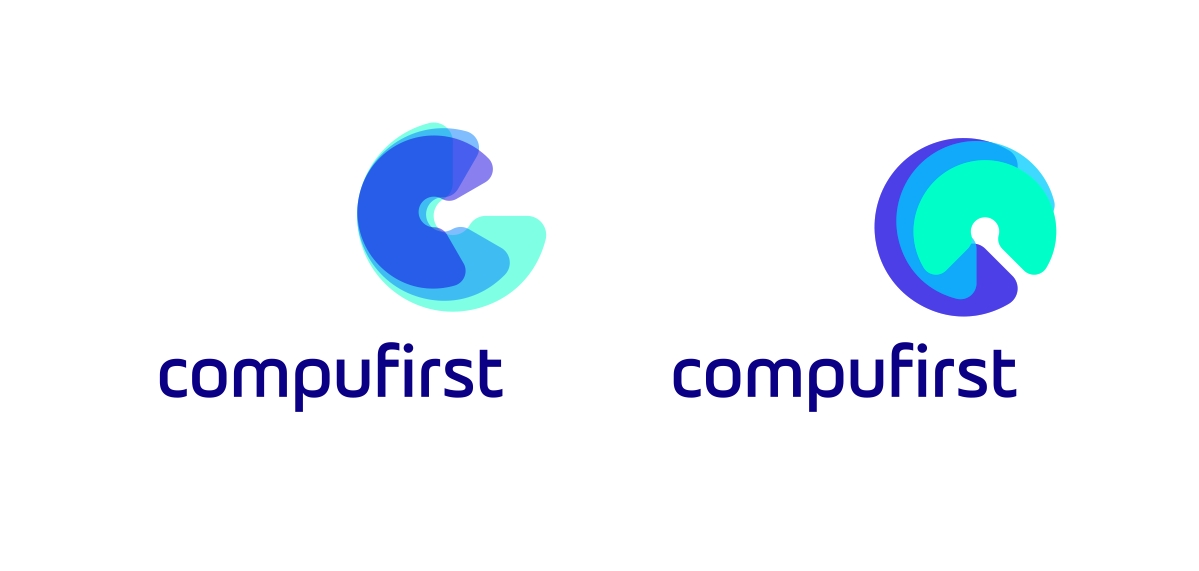 compufirst logo var